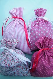 cloth gift bags fabric gift bags