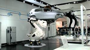 volkswagen germany a robot killed a man at a volkswagen plant in germany the source