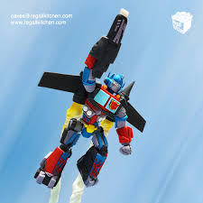 optimus prime cake topper jet powered optimus prime cake topper flying optimus prime with