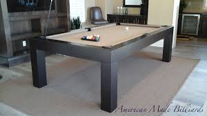 7 Foot Pool Table Modern Pool Table Expresso