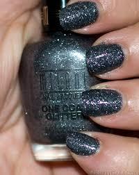 lookbook milani one coat glitter nail lacquer u201csilver dazzle
