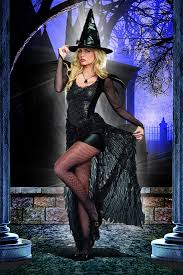 glamorous witch costume wicked me witch 2 piece costume