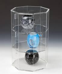 Acrylic Display Cabinet Enchanting Shelving Ideas Acrylic Countertop Display Case Acrylic