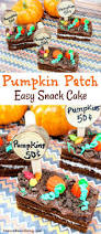 how to make easy pumpkin patch snacks halloween snack ideas for