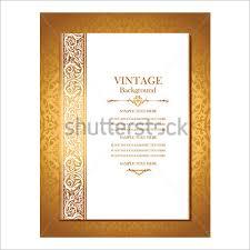 wedding menu template 52 free word pdf psd eps format