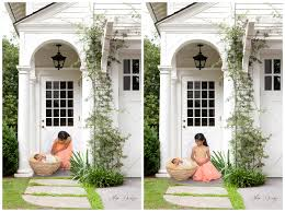 Backyard Photography Studio Aline Designs Photography Newborn Photography Aline Designs