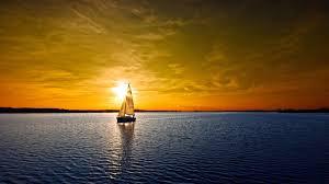 gentlemen sail into the sun