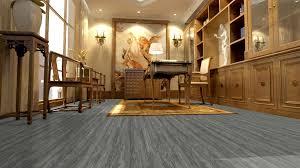 Laminate Flooring With Pad Landmark Series Chesapeake Gray Laminate Attached Pad Flooring