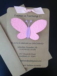 Butterfly Invitations 114 Best Baby Invites Images On Pinterest Baptism Ideas