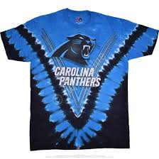 Carolina Panthers Flags Nfl Carolina Panthers V Tie Dye T Shirt Tee Liquid Blue
