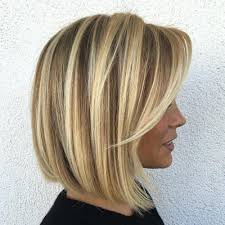 medium chunky bob haircuts 70 winning looks with bob haircuts for fine hair blonde balayage