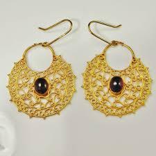 saudi arabia gold earrings byzantine earrings 22k gold byzantine jewelry 6th century pre