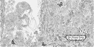 surlalune fairy tales blog coloring book week fairy tale