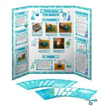 Science Fair Poster Kit