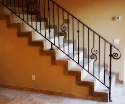 stairs amazing indoor wrought iron railings indoor stair railing