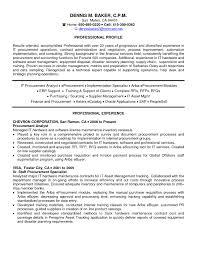 Financial Management Specialist Resume Stephane Bonneton Cv Experienced Procurement Specialist
