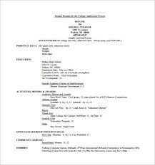 college resume formats college student resume format pdf template s