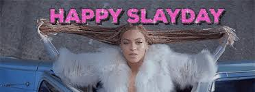 Beyonce Birthday Meme - happy birthday formation gif find share on giphy