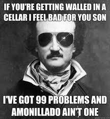 Got 99 Problems Meme - if your gettin walled in cellar i feel bad for you son i got 99