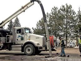 vacuum truck team elmer u0027s
