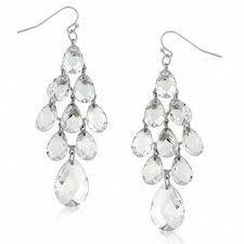 teardrop chandelier earrings zspmed of chandelier earrings spectacular about remodel