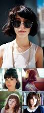 25 best short fringe hairstyles ideas on pinterest short fringe
