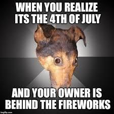 Dog Owner Meme - depression dog memes imgflip