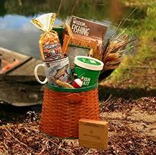 fishing gift basket fisherman s gift basket fishing gift gourmet snacks