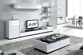 White Gloss Living Room Furniture Uk High Gloss White Living Room Furniture Modern Storage System With