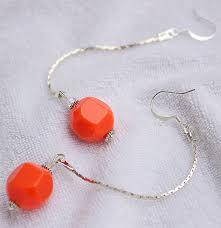 10 diy earrings chain earrings metal earrings wire earrings