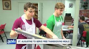 st augustine church needs thanksgiving volunteers news 5 cleveland
