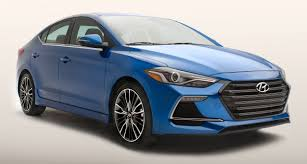 kereta hyundai ioniq hyundai elantra sport makes its american debut