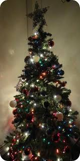 drop down christmas lights life unexpected our first family christmas tree