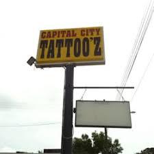 capital city tattoo u0027z piercing 458 w tennessee st tallahassee