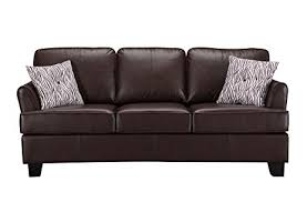 Brown Faux Leather Sofa Brand Furniture Faux Leather Sofa Hide A Bed