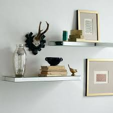 mirrored wall shelf popular shelf 2017