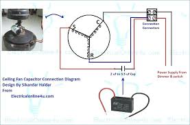 how to wire a ceiling fan with 2 switches wiring a ceiling fan 4 wire ceiling fan capacitor wiring diagram