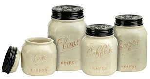 vintage canisters for kitchen canisters for kitchen counter and vintage canister set tins w