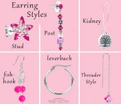 different types of earrings 52 types of earring styles give a makeover to your earring