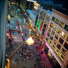 Cleveland Outdoor Chandelier Playhouse Square Cleveland Ohio Playhouse Square In Cleveland