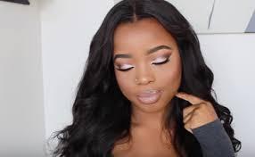 eyeshadow tutorial for brown skin top 10 makeup tutorials for brown skin makeup tutorial videos