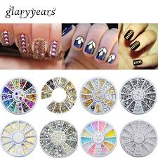 compare prices on nail designs rhinestones online shopping buy