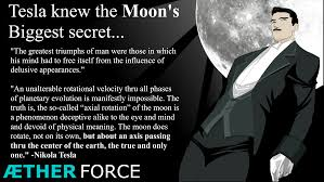 did tesla the moon s secret aether