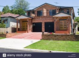 House Duplex by Duplex House Stock Photos U0026 Duplex House Stock Images Alamy