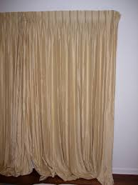 Pinch Pleat Curtains For Sliding by The Frugal Ecologist Triple Pinch Pleat Curtains