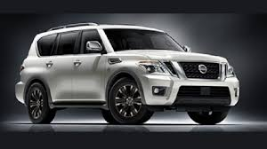 2017 nissan armada spy shots 2017 nissan armada leaks out early