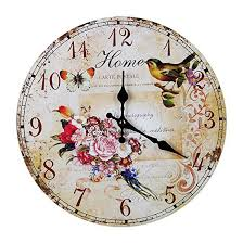 Shabby Chic Wall Clocks by Compare Prices On Vintage Clock Online Shopping Buy Low Price