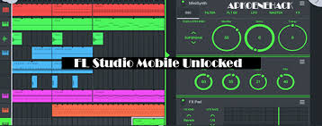fruity loops apk fl studio mobile mod apk obb data unlocked 3 1 84 by