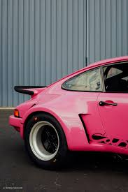 pink cars this pink 911rsr is a fully custom street legal factory race car