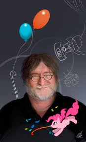 Gabe Newell Memes - 768980 artist colorfullinside brony crossover gabe gabe